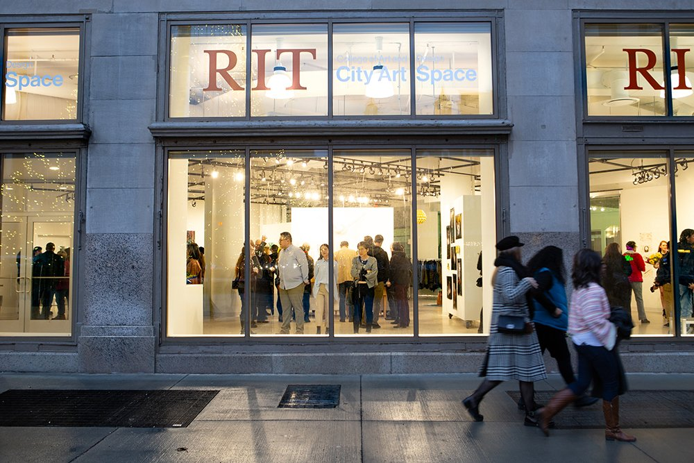 RIT City Art Space: RIT City Art Space