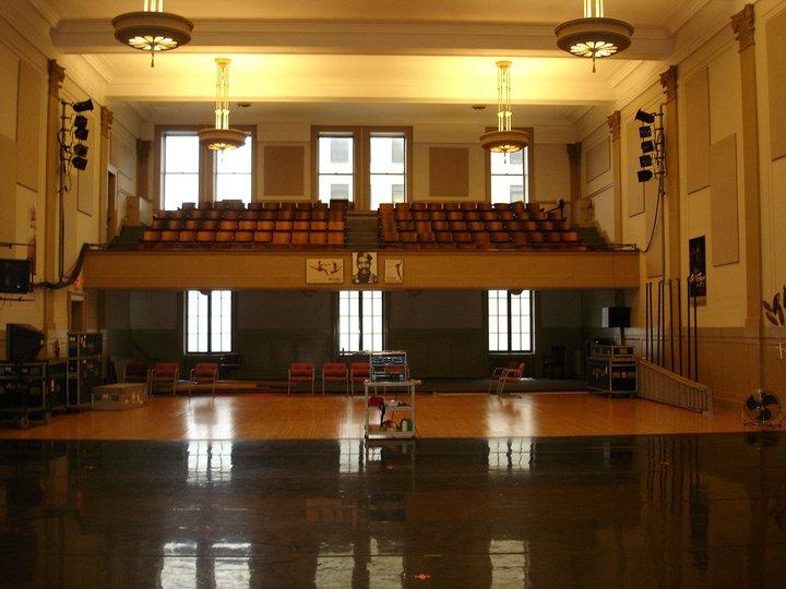 Garth Fagan Dance Studio