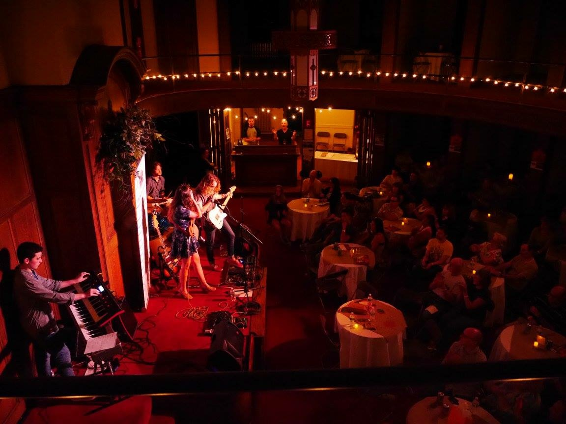 Lyric Theatre: Cabaret Hall