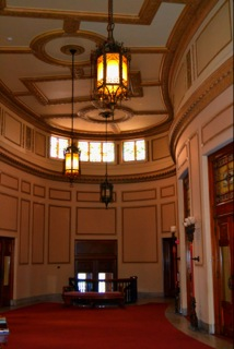 Lyric Theatre: Formal Vestibule