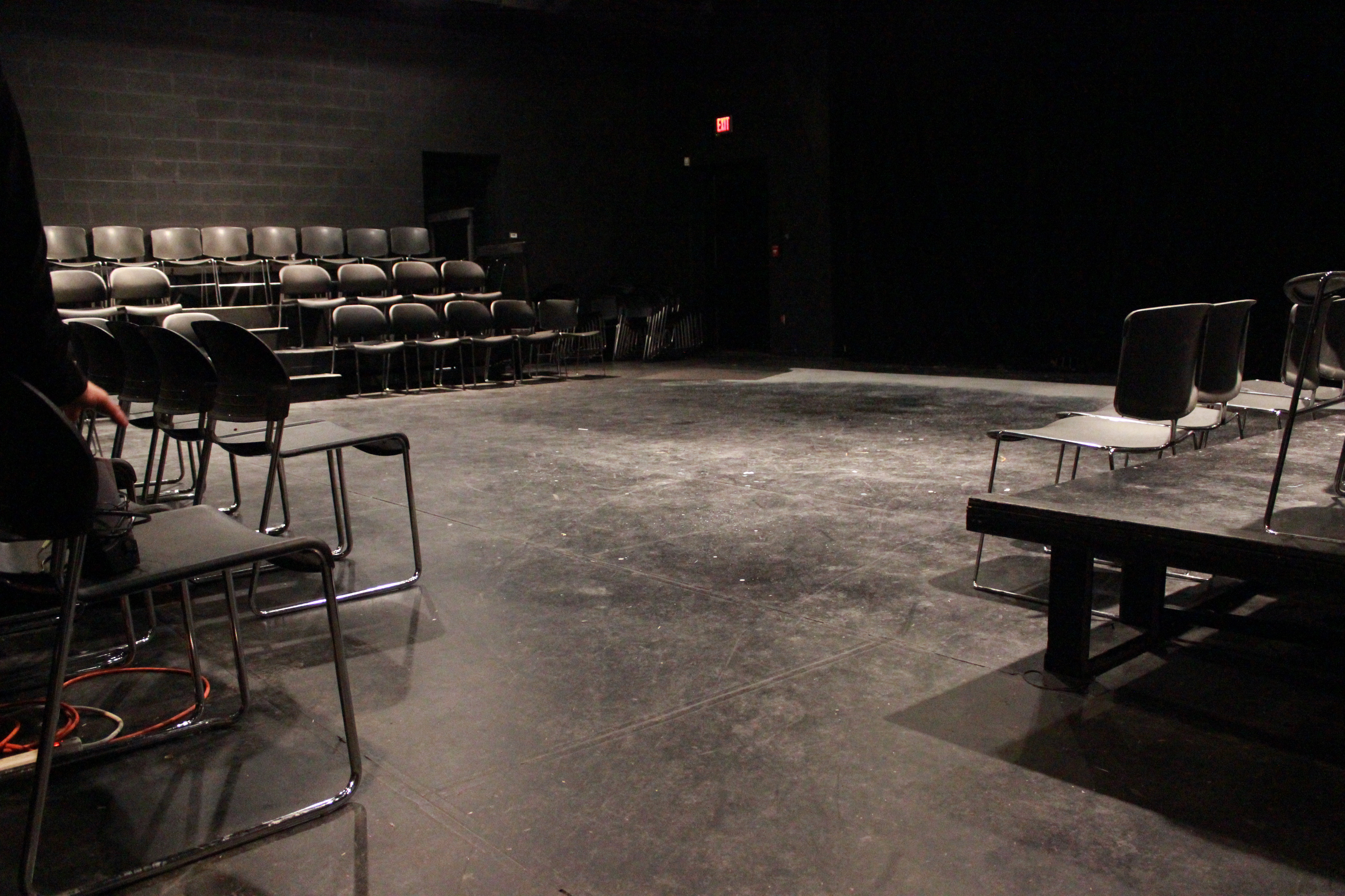 School of the Arts: Black Box Theatre