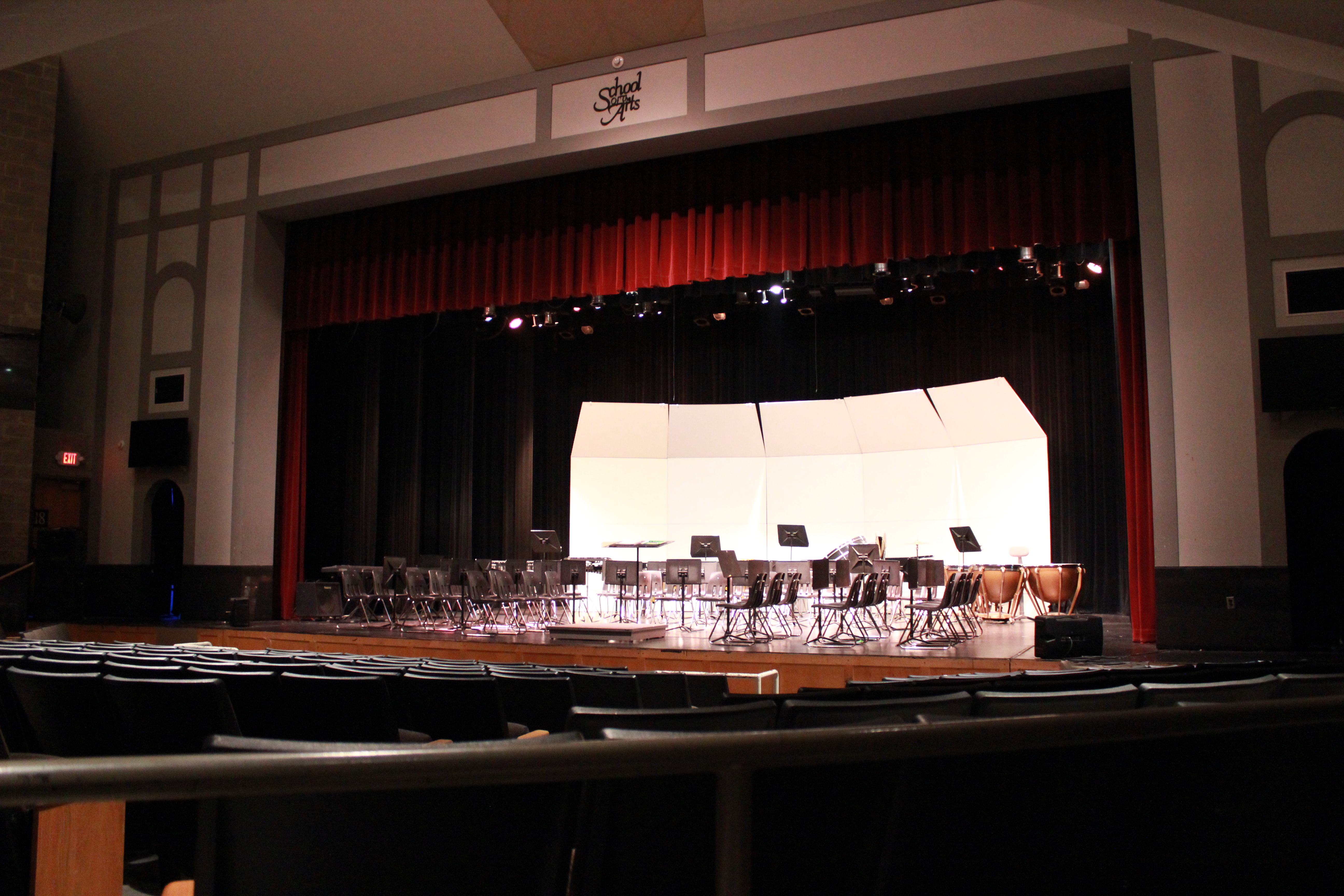 School of the Arts: Allen Main Stage Theatre