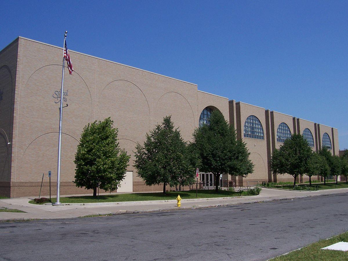 School of the Arts: Gym