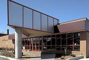 Joseph Avenue Arts Center @ Lincoln Library: Lincoln Library Community Room