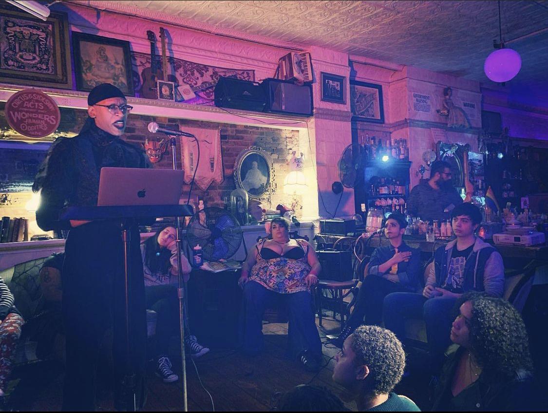The Spirit Room: Bar Room (Elephant)